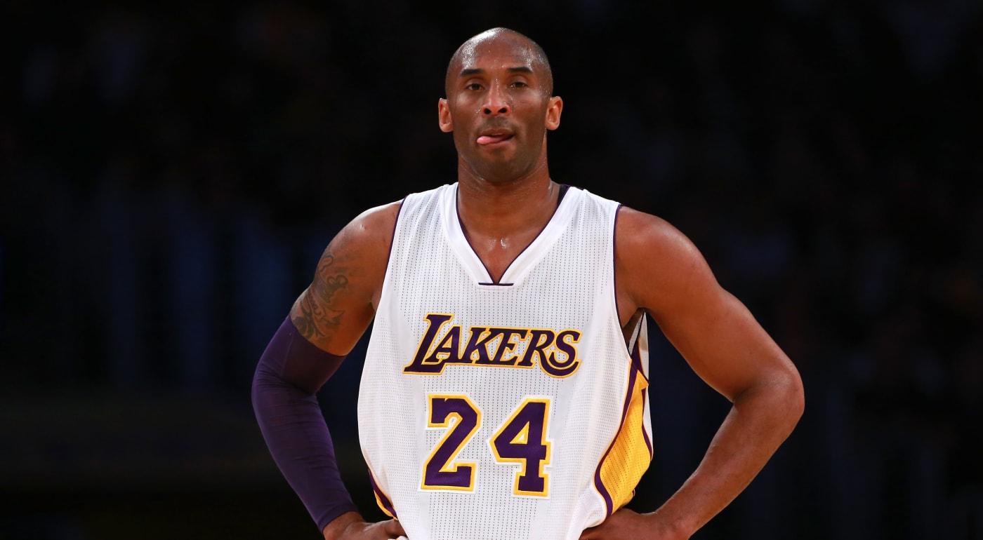 Kobe Bryant Getty