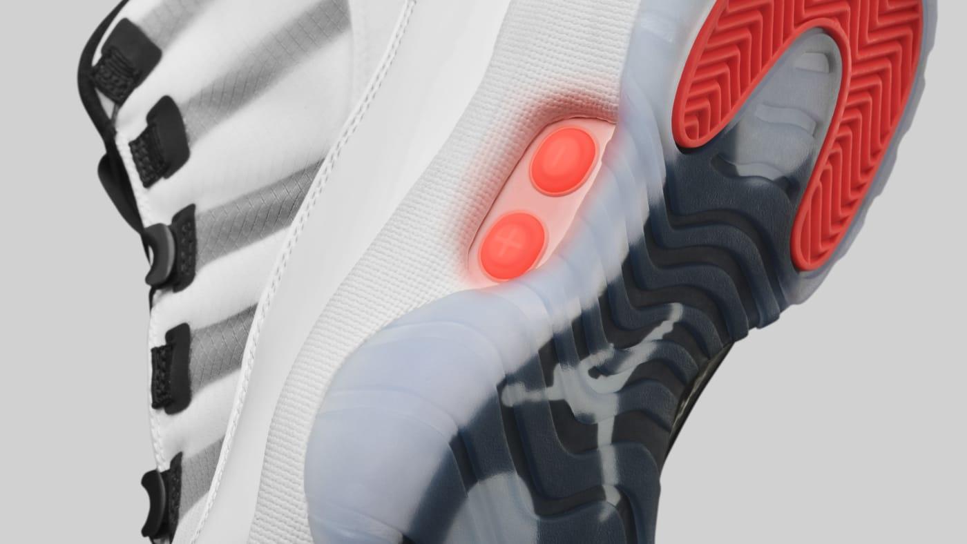 Air Jordan 11 Adapt: Nike's Auto-Lacing Sneaker Technology | Complex