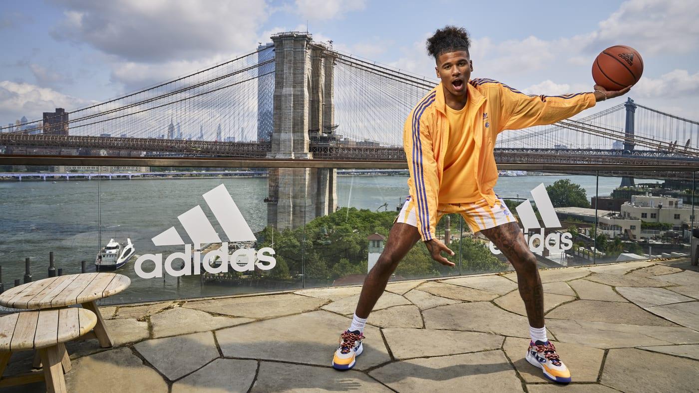 Jalen Green Eric Emanuel x Adidas