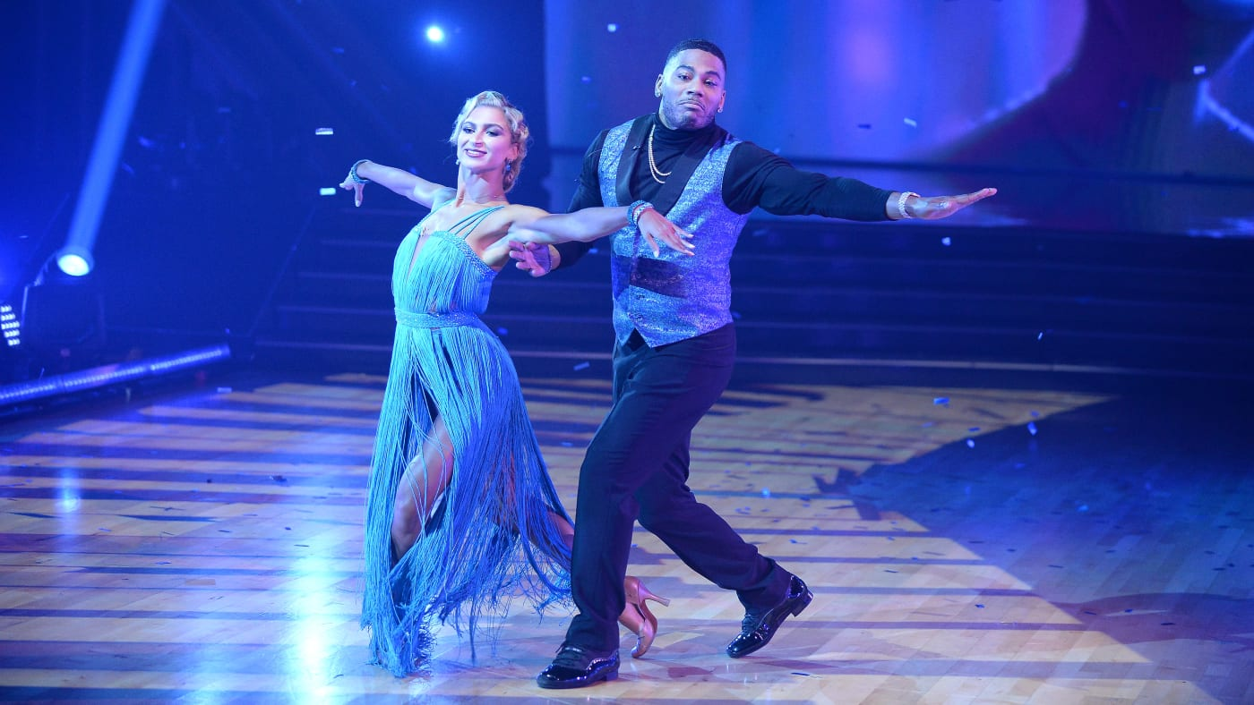 Nelly Dancing With the Stars Air Jordan 11