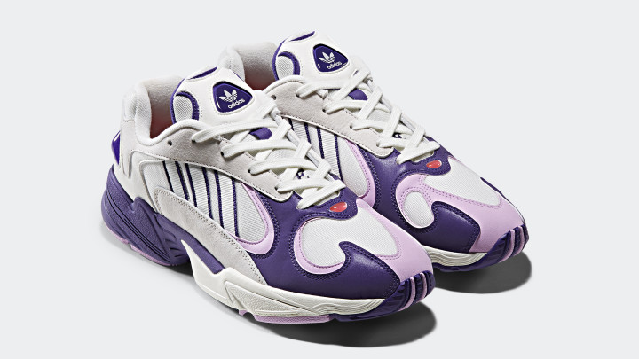 Dragon Ball Z x Adidas Yung-1 'Frieza' D97048 (Pair)