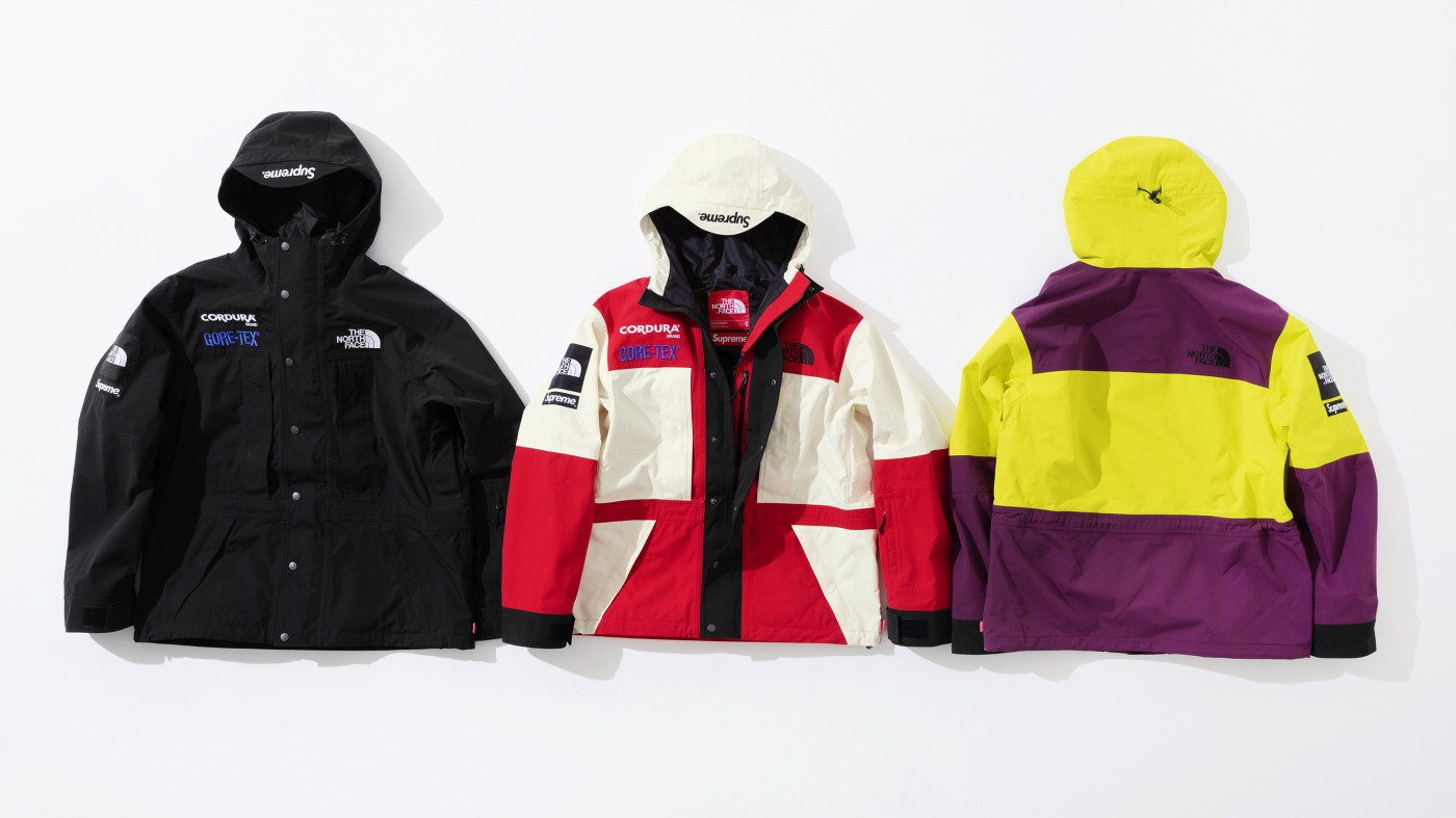 Best Style Releases This Week Supreme X The North Face Psg X Bape A Cold Wall X Nike Complex