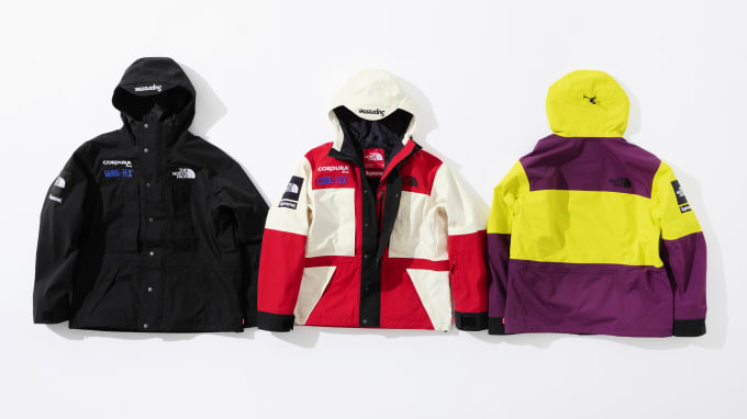 715a0dbcbba8 Best Style Releases This Week  Supreme x The North Face