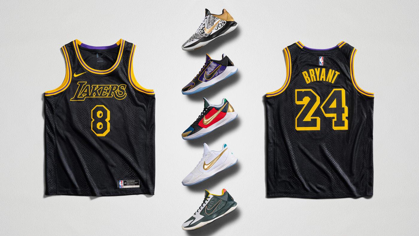 Nike Kobe 5 Protro 'Mamba Week' Collection