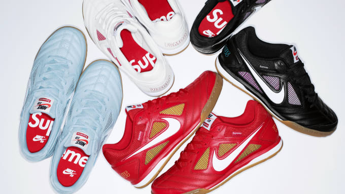 eecd6c05a8be0 A History of Supreme s Nike Collaborations