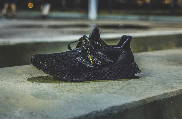 Adidas 3D-Printed Running Shoes