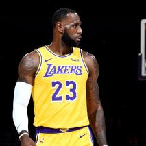 LeBron James Lakers Debut Nike LeBron 16 Oreo