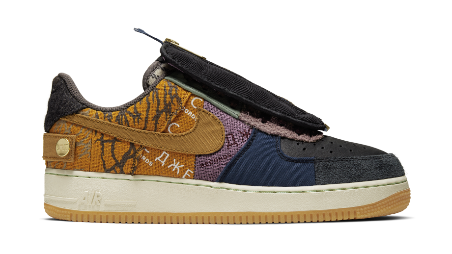 Travis Scott's Sneaker Collaborations Ranked From Worst to