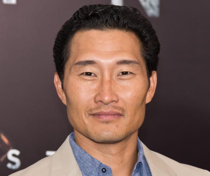 Actor Daniel Dae Kim