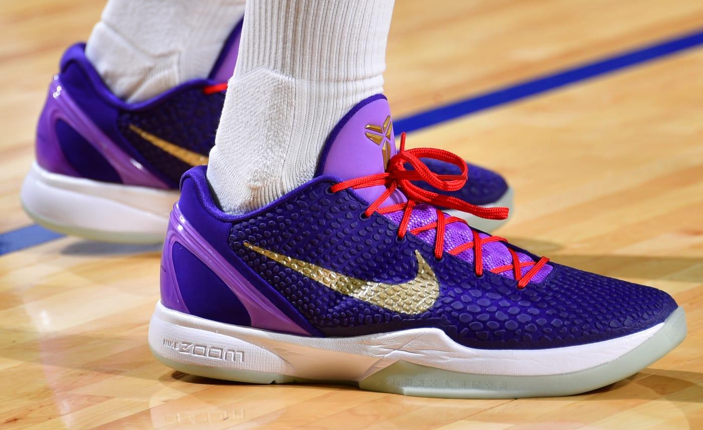 Nike Kobe 6 Cheetah Yeezy 2 P.J. Tucker PE