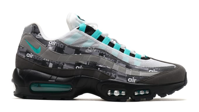 huge discount e2ff7 b1812 Atmos x Nike Air Max 95 JadeWe Love Nike ...