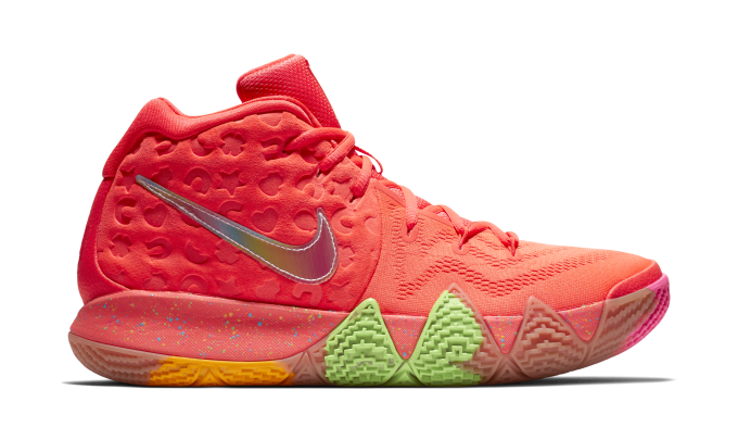 Nike Kyrie 4 'Lucky Charms' BV0428-600 (Lateral)