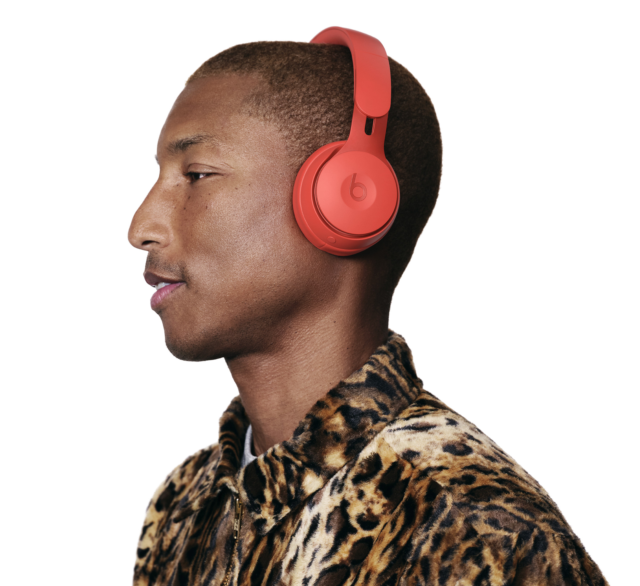 Pharrell Williams Fronts Beats by Dre New 'More Matte' Solo Pro Headphone Collection