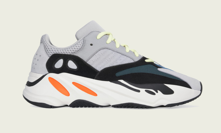 Adidas Yeezy Boost 700 'Wave Runner' B75571 (Lateral)