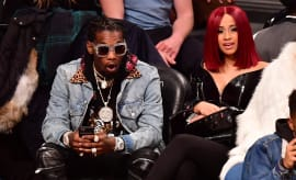 Cardi B and Offset might be engaged