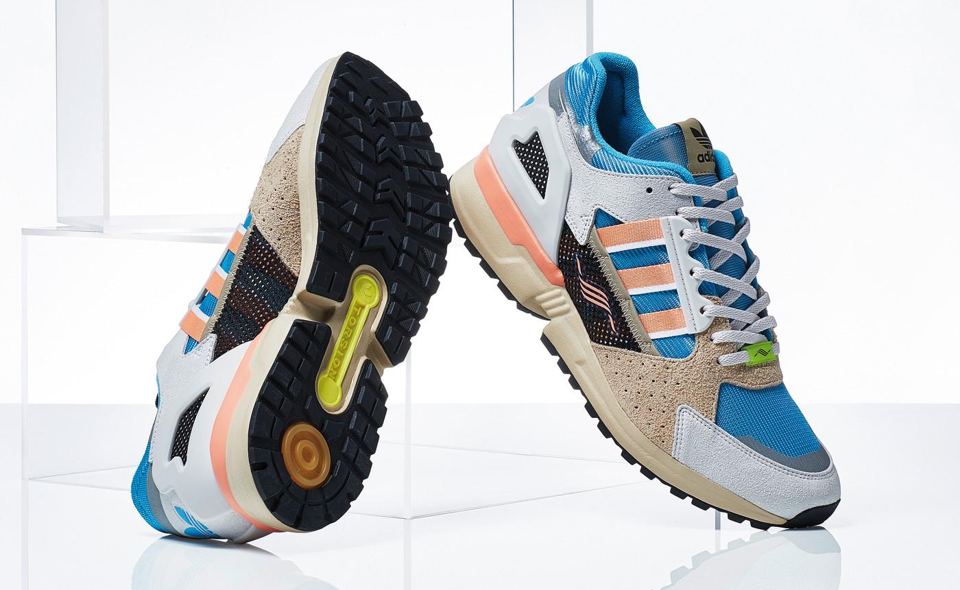 Adidas Consortium ZX 10000C EE9485 (Pair 2)