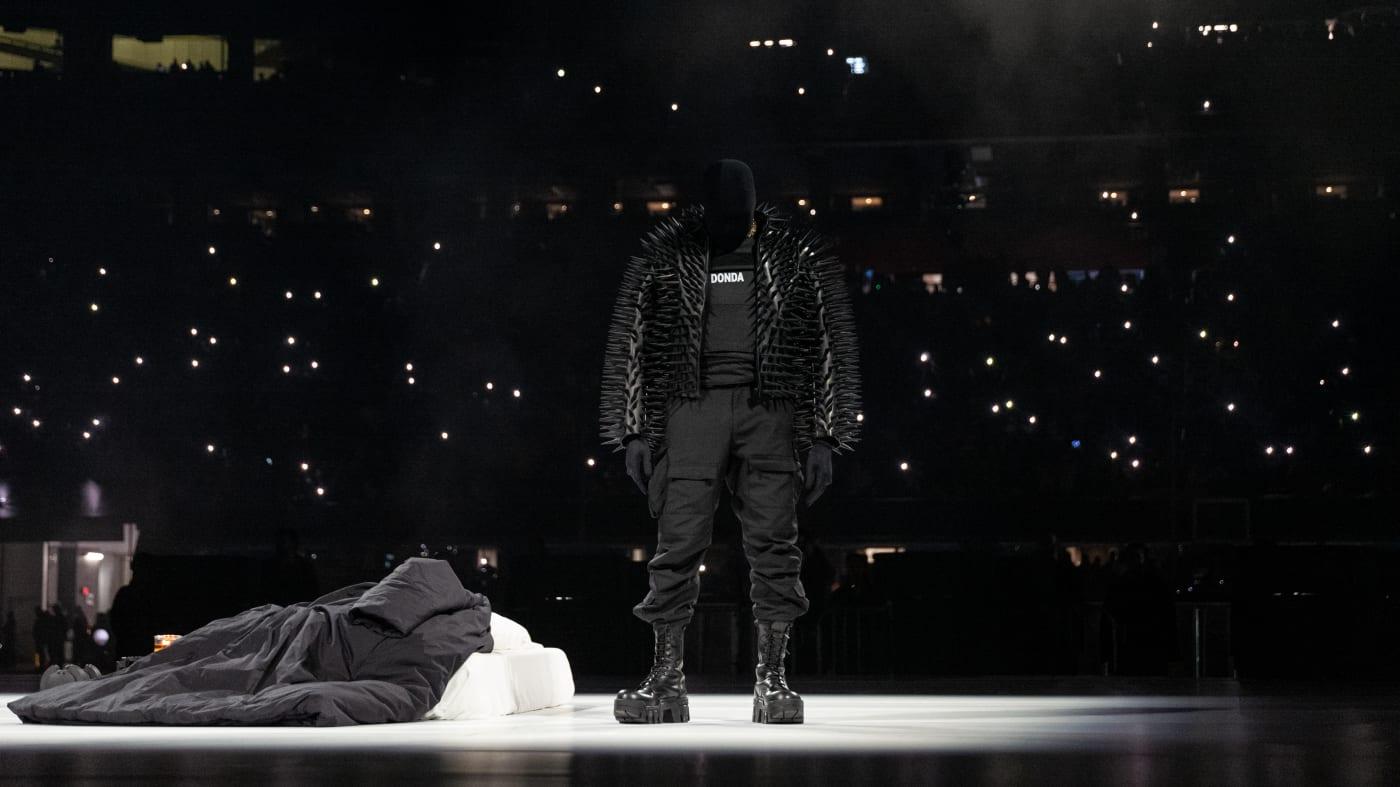 Kanye West 'Donda' Mercedes-Benz Stadium 1