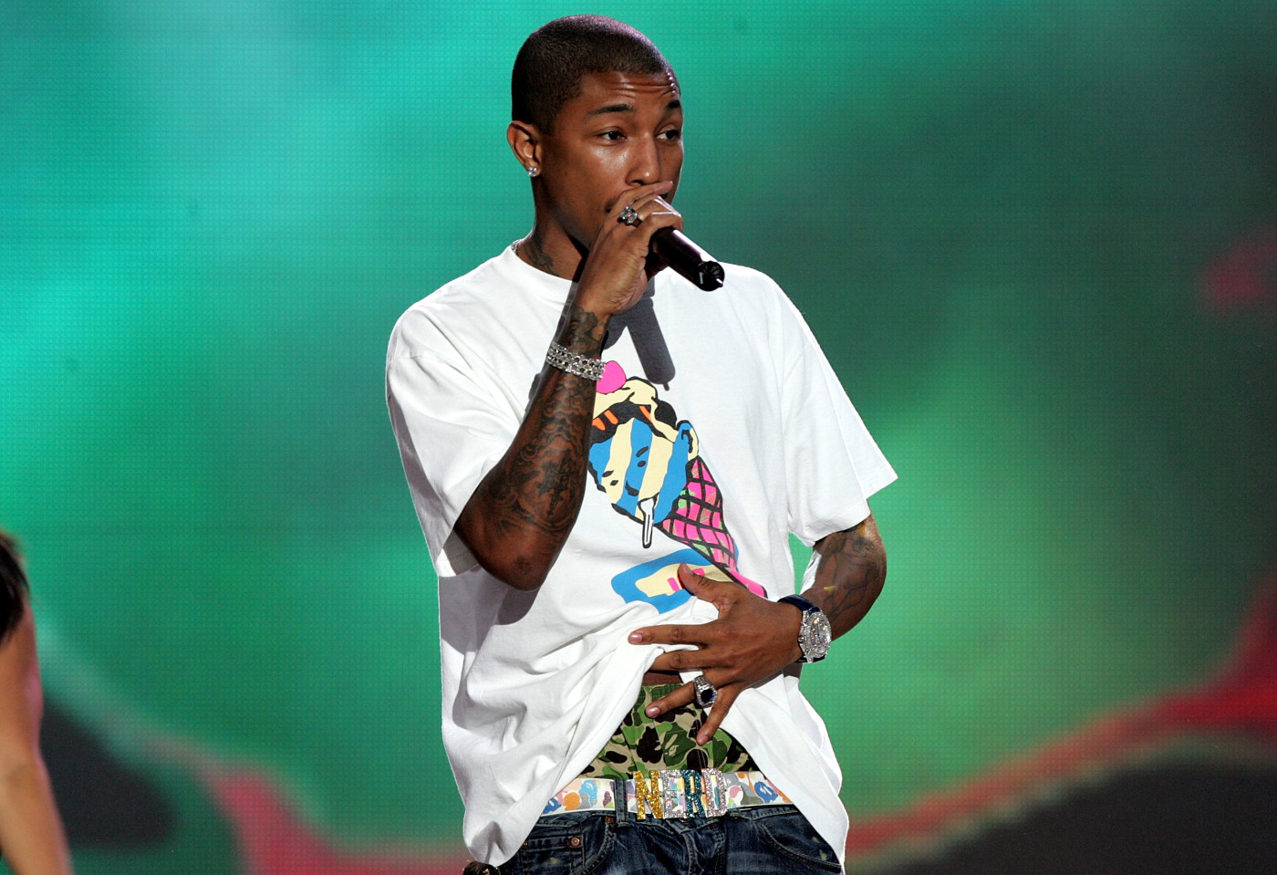 Pharrell Best Outfits 1
