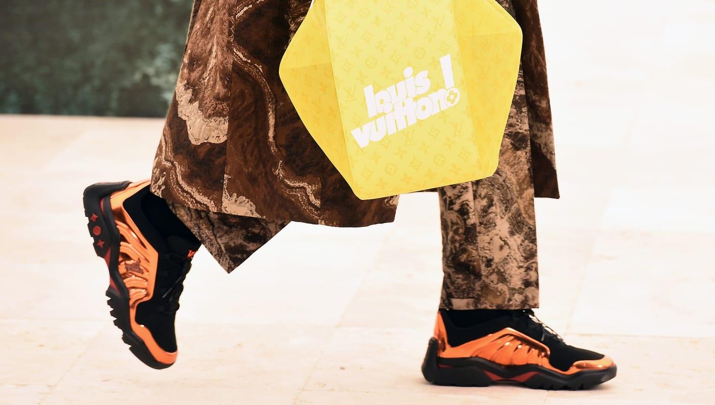 Virgil Abloh Louis Vuitton Fall/Winter 2021 Sneaker