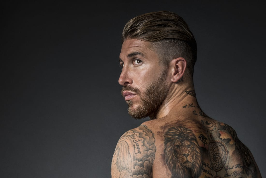 Interview Sergio Ramos on Real Madrid Pre Match Playlists and
