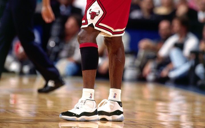 best service ff24c 4e46a How the Air Jordan XI Became Michael Jordan's Most Hyped ...