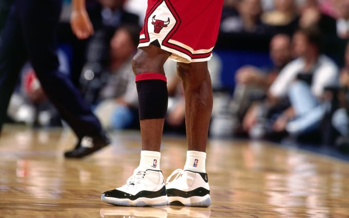 e05a7f655f5260 How the Air Jordan XI Became Michael Jordan s Most Hyped Sneaker ...