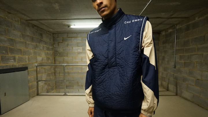 Cav Empt x Nike Collection