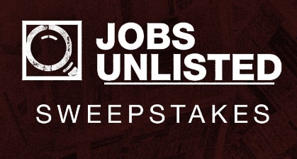 'Jobs Unlisted' Sweepstakes: Here's Your Chance to Win a Custom Grill