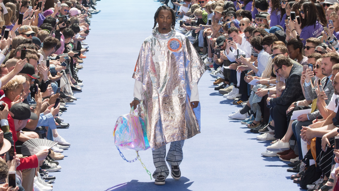 Louis Vuitton Menswear SS19 Carti