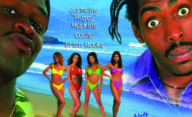 Phat Beach Movie Poster