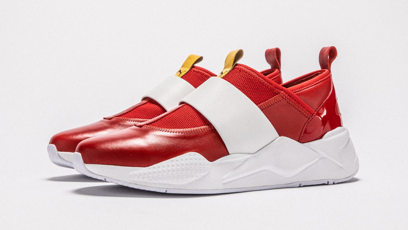 The Shoe Surgeon X Puma X Sonic The Hedgehog Custom Complex