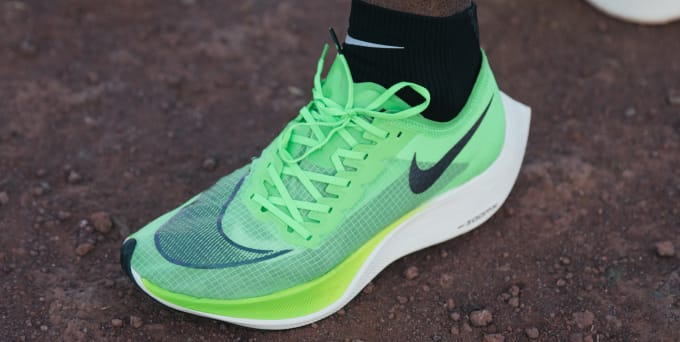 3ba3bd0fb7bbc Nike Unveil The Much Anticipated ZoomX Vaporfly NEXT% Running Shoe