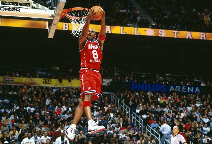Kobe Bryant All-Star Game 2003