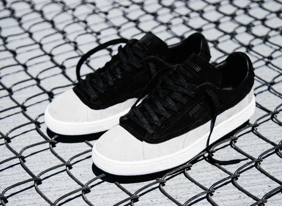 PUMA and STAMPD Just Dropped Their Suede 50 Collab and It s a Certified  Street Classic bde956874