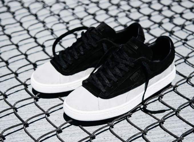 5b490ed0616c64 PUMA and STAMPD Just Dropped Their Suede 50 Collab and It s a Certified  Street Classic