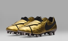 5cda3822771d Nike Unveil  Tiempo Totti x Roma  Boots to Celebrate the Golden 25-Year  Career of Francesco Totti