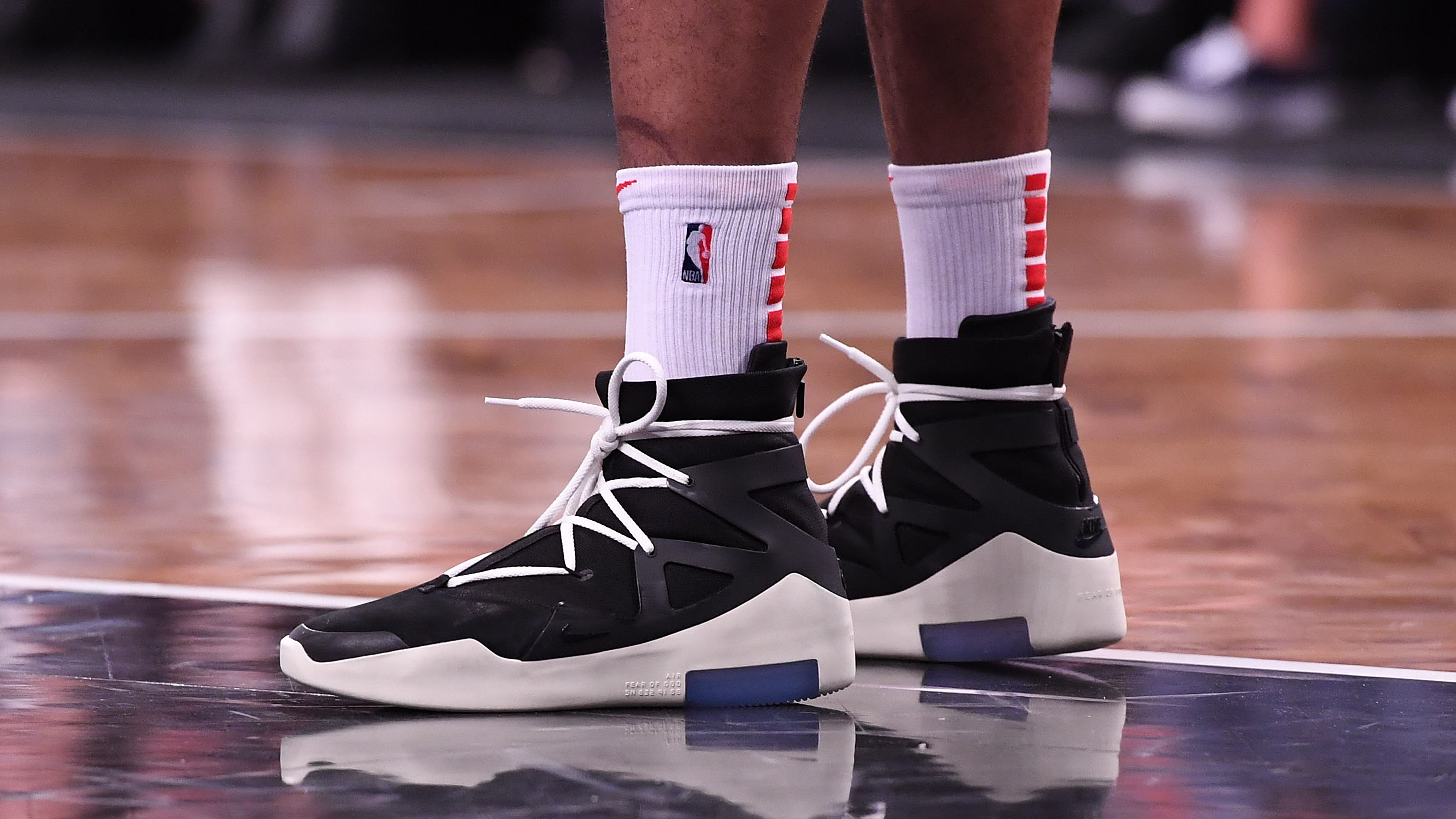 P.J. Tucker Hints at New Sneaker Project With Jerry Lorenzo