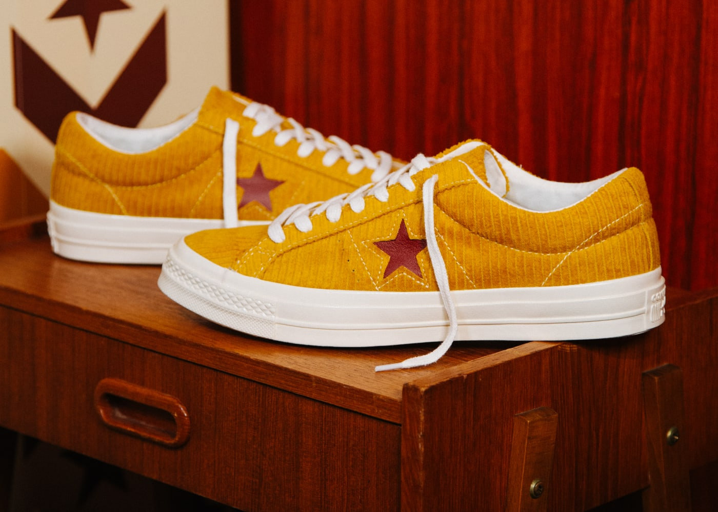 converse nast one star