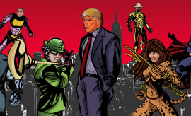 donald trump's legion of doom
