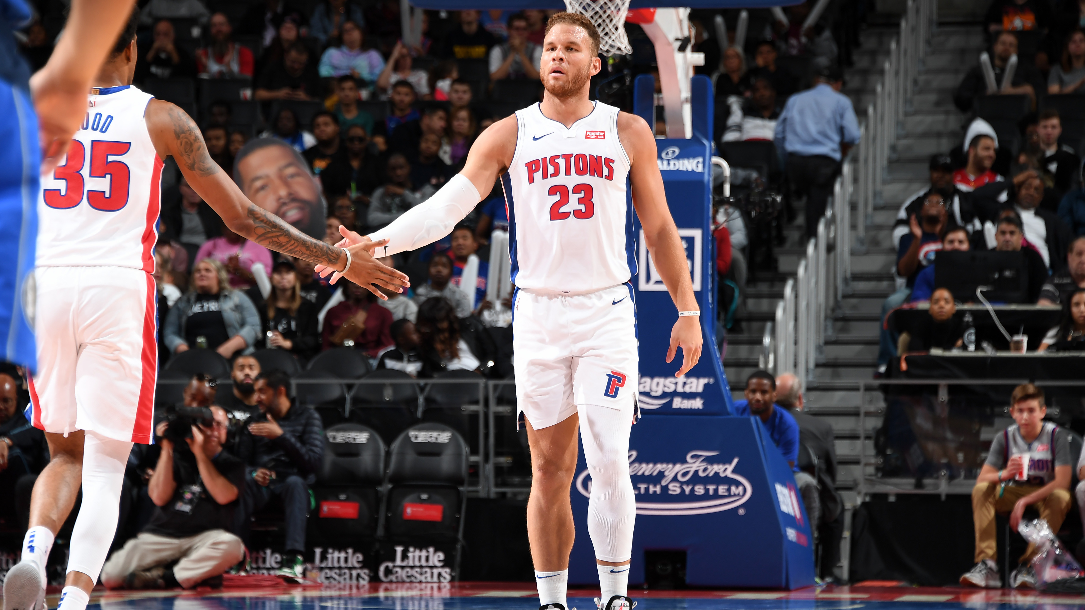 Blake Griffin Reveals Why He Doesn't Play in Retro Air Jordans