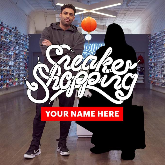 'Sneaker Shopping' Fan Contest