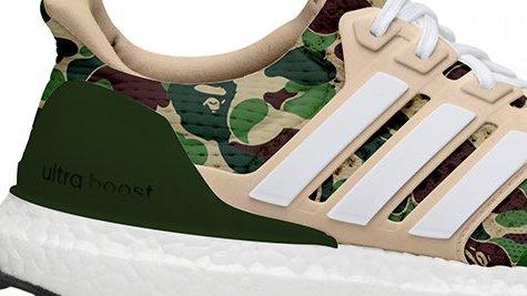 brand new b9c02 ffa66 Bape Has an Adidas Ultra Boost Collab Coming Next Year