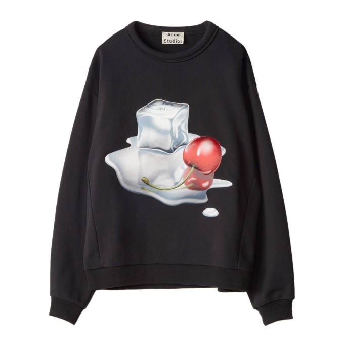 Acne Studios Diner Collection Crewneck