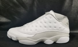 "Air Jordan 13 Low ""Pure Money"""