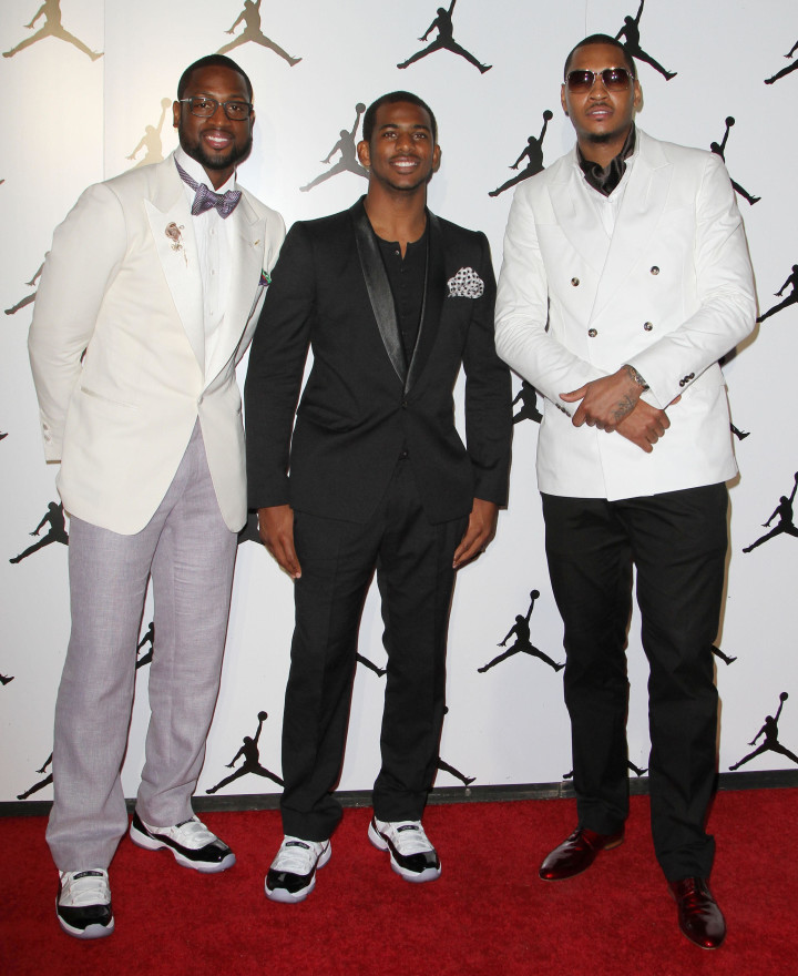 premium selection 33ef8 80a98 Should You Really Wear Air Jordan 11s With a Suit? | Complex