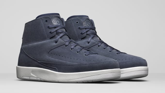 "Air Jordan 2 Decon ""Midnight Navy"""