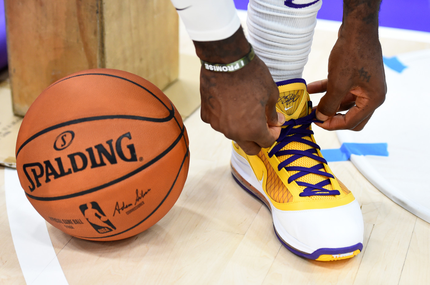 Best Sneakers Worn At Nba Media Day 2019 Complex