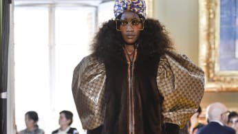 Gucci Cruise 2018 runway show