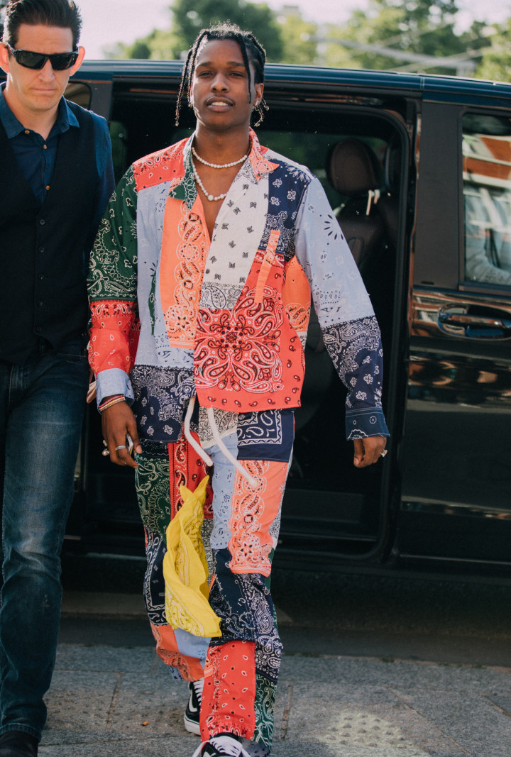 ASAP Rocky Fashion: The Best Outfits of All Time | Complex