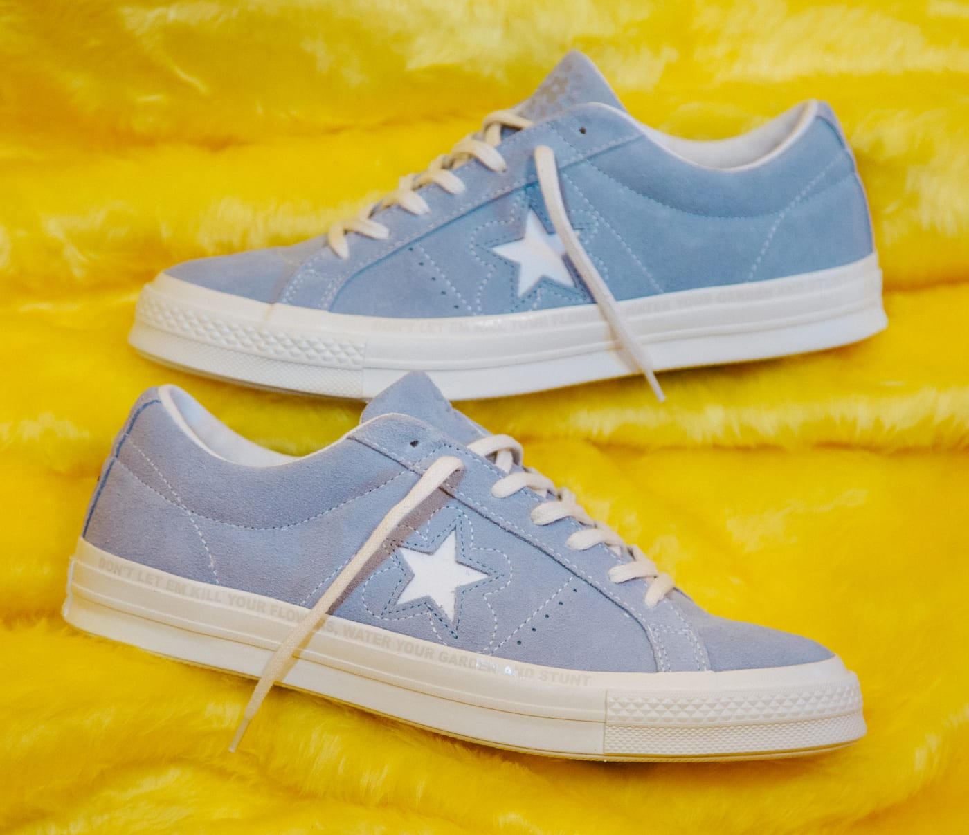 tyler the creator converse one star